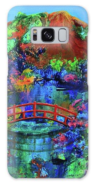 Red Bridge Dreamscape Galaxy Case