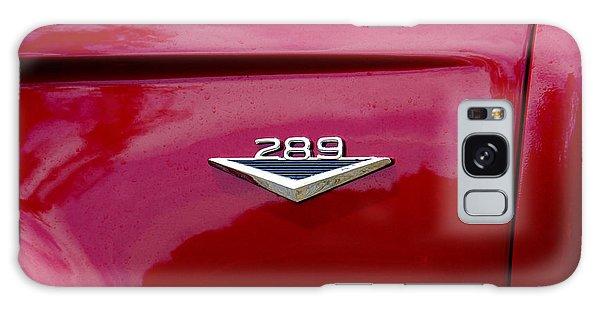 Red Bronco 289 Galaxy Case