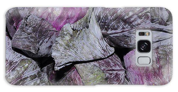 Red Cabbage Galaxy Case