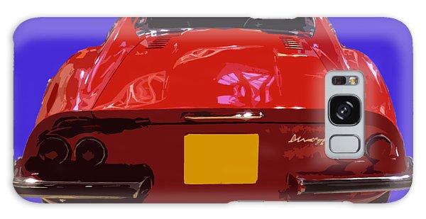 Red Classic Emd Galaxy Case