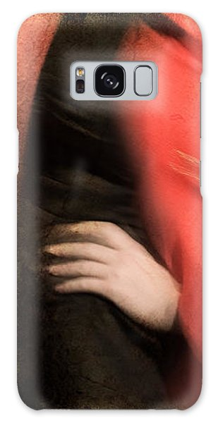 Red Coat #4820 Galaxy Case