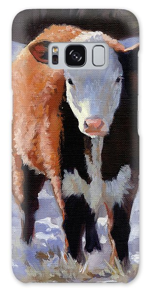 Red Cow Galaxy Case