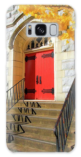 Messiah Lutheran Church Galaxy Case