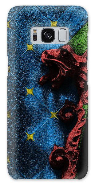 Decorative Galaxy Case - Red Dragon by Emme Pons