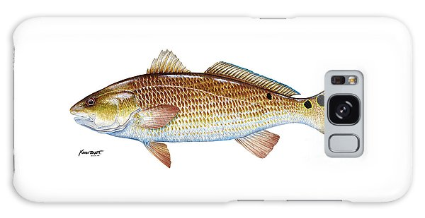 Red Drum  Redfish Galaxy Case