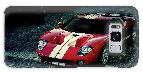 Red Ford Gt Galaxy Case