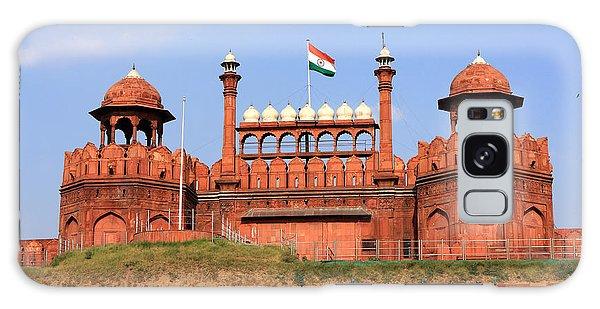 Red Fort New Delhi Galaxy Case