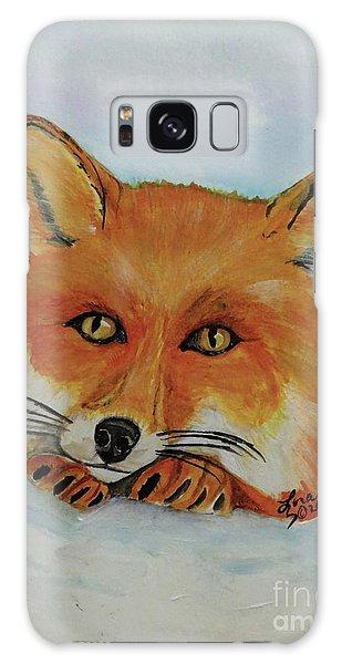 Red Fox Galaxy Case