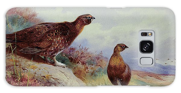 Red Grouse On The Moor, 1917 Galaxy S8 Case