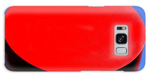 Red Circle 2016 Galaxy Case