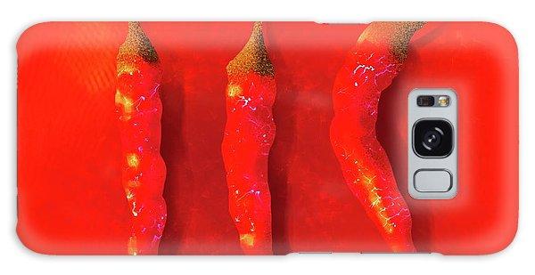Red Hot Chili Pepper II Galaxy Case