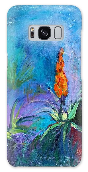 Red Hot Poker Galaxy Case