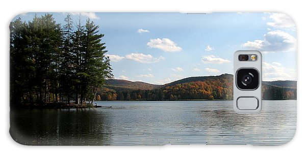 Galaxy Case featuring the photograph Red House Lake Allegany State Park Ny by Rose Santuci-Sofranko