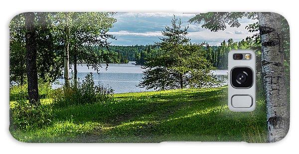 Red Lake Ontario 2 Galaxy Case