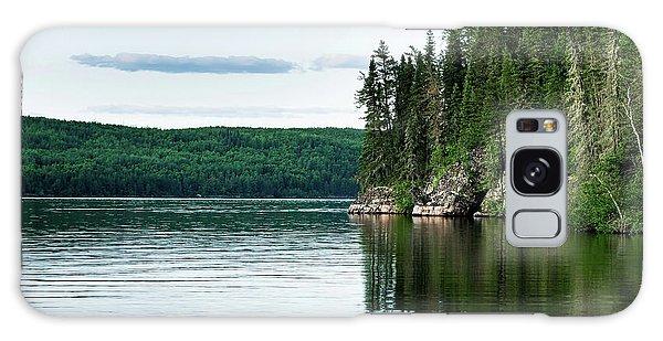 Red Lake Ontario Galaxy Case