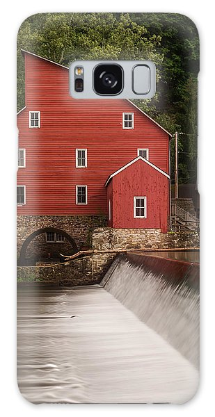 Red Mill Clinton New Jersey Galaxy Case