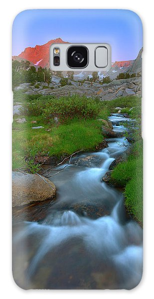 Kings Canyon Galaxy Case - Red Mountain by Brian Knott Photography