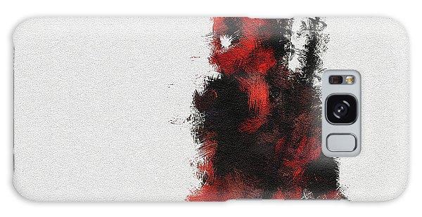 The Avengers Galaxy Case - Red Ninja by Miranda Sether