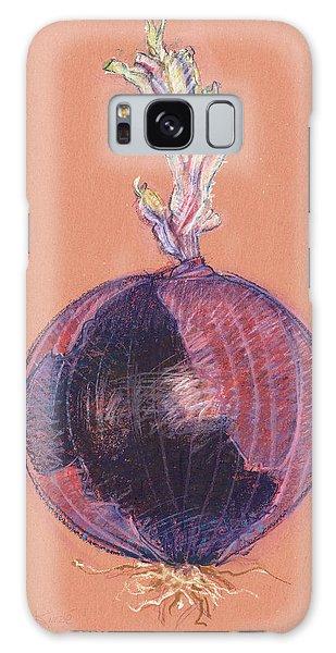Red Onion Galaxy Case