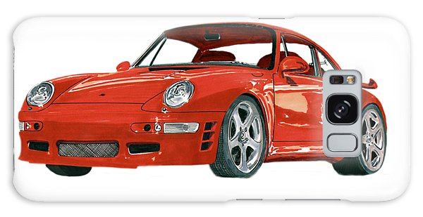 Made Galaxy Case - 1997  Porsche 993 Twin Turbo R by Jack Pumphrey
