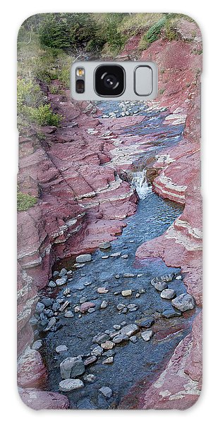Red Rock Canyon Galaxy Case