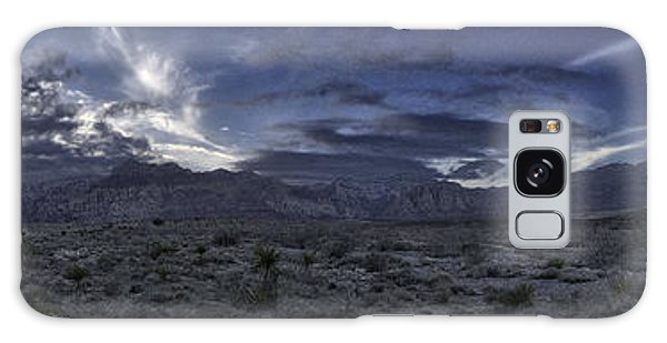 Red Rock Canyon State Park Galaxy Case