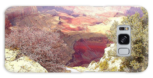 Red Rock Galaxy Case by Marna Edwards Flavell