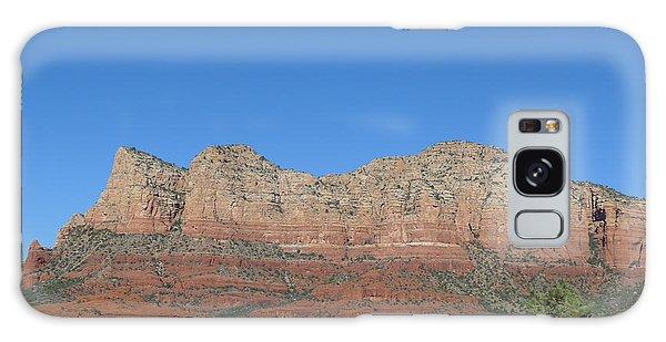 Red Rocks Majesty Galaxy Case