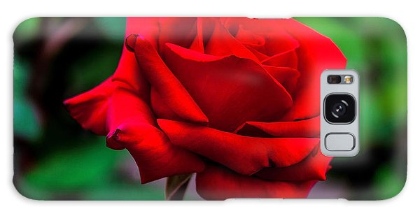 Calendar Galaxy Case - Red Rose 2 by Az Jackson