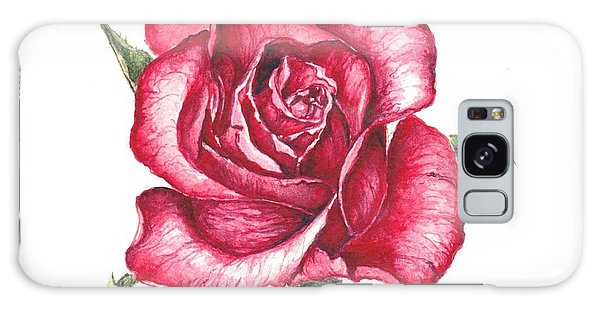 Red Rose Galaxy Case by Heidi Kriel
