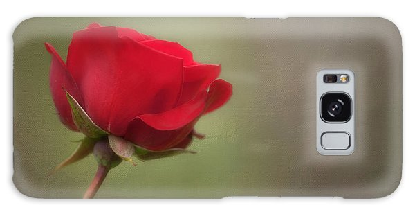 Red Rose Galaxy Case by Jacqui Boonstra