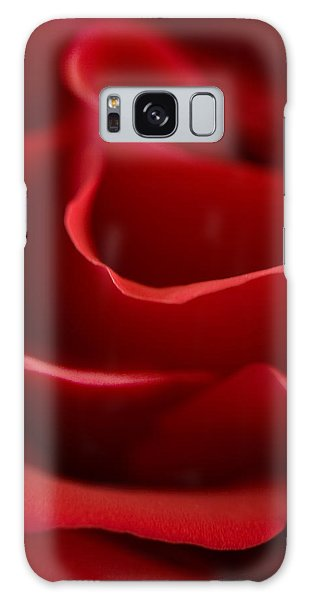 Red Roses V Galaxy Case