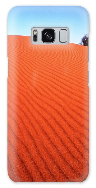 Red Sand Galaxy Case