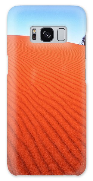 Red Sand Galaxy Case