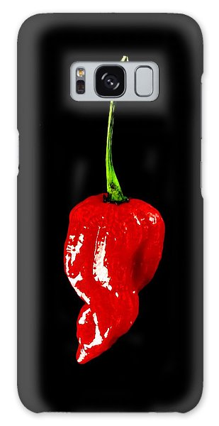 Red Scorpion Chilli Pepper Galaxy Case