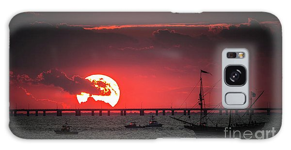 Red Sky Galaxy Case by Scott and Dixie Wiley