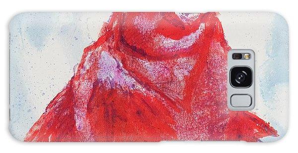 Red Snapper,head  Galaxy Case by Martin Stankewitz