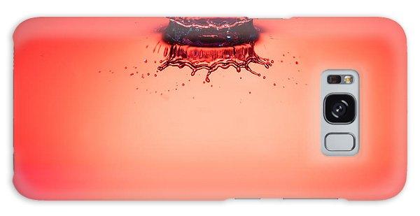 Red Splashdown 2 Galaxy Case