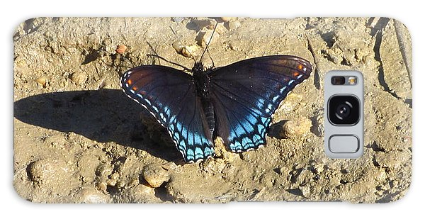 Red Spotted Purple Astyanax Galaxy Case