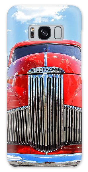 Red Studebaker Galaxy Case