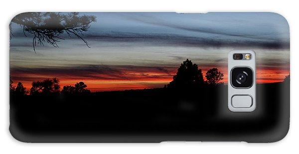 Red Sunset Strip Galaxy Case
