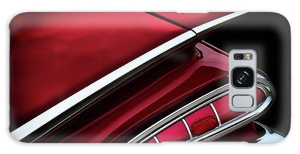 Chrome Galaxy Case - Red Tail Impala Vintage '59 by Douglas Pittman
