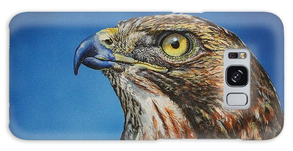 Red-tailed Hawk......honor Galaxy Case
