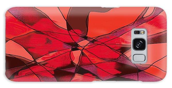 Red Galaxy Case
