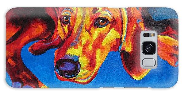 Redbone Coonhound Galaxy Case