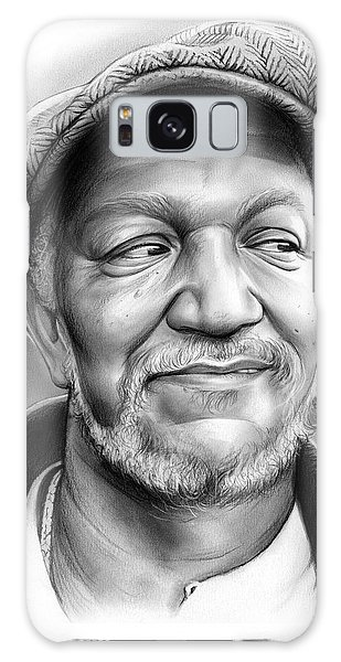 Redd Foxx Galaxy Case by Greg Joens