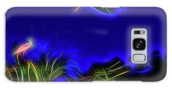 Redemption Galaxy Case by William Horden