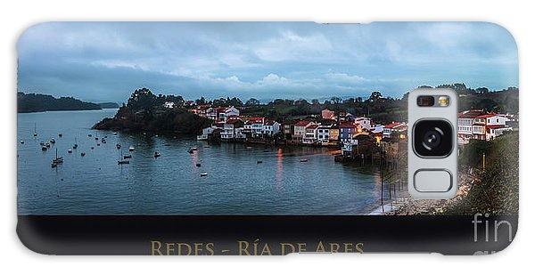 Redes Ria De Ares La Coruna Spain Galaxy Case