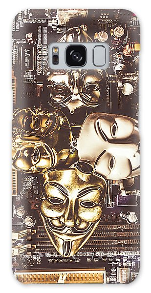 Industry Galaxy Case - Redesigning The Power Systems by Jorgo Photography - Wall Art Gallery