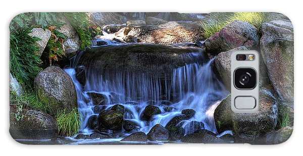 Redhawk Waterfall 10 Galaxy Case
